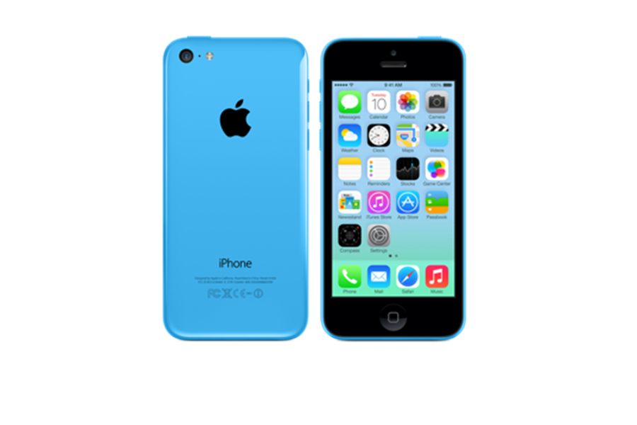 Iphone C Blue Screen Replacement
